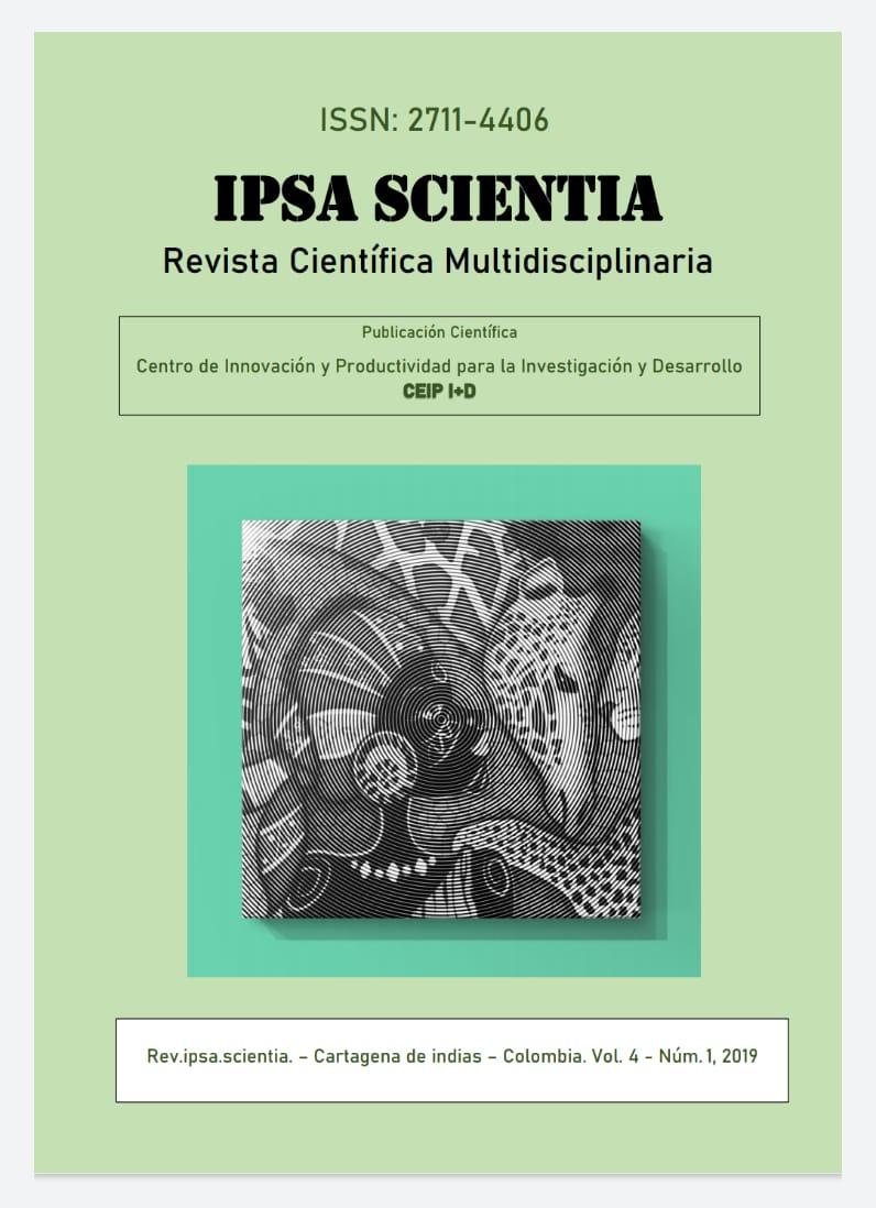 Ver Vol. 4 Núm. 1 (2019): IPSA Scientia, revista científica multidisciplinaria