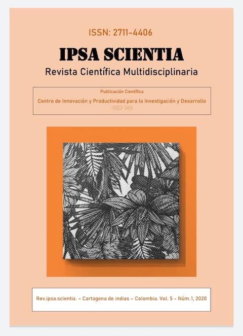 Ver Vol. 5 Núm. 1 (2020): IPSA Scientia, revista científica multidisciplinaria